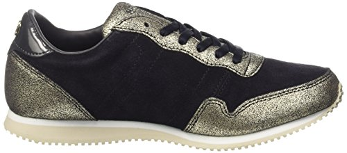 Tommy Hilfiger Damen P1285hoenix 1b Sneakers Blau (MIDNIGHT 403)