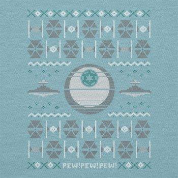 TEXLAB - Imperial Sweater - Damen T-Shirt Hellblau