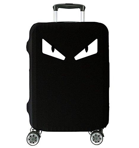 Hochelastische Reise-Koffer Abdeckung Schutzabdeckung Kofferschutzhülle Kofferbezug Kofferhülle Groß 27