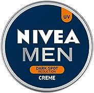 NIVEA Men Crème, Dark Spot Reduction, Non Greasy Moisturizer, Cream with UV Protect, 150 ml