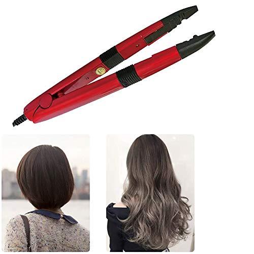 YWJH Haar Erweiterungen Maschine, Schnell Keine Spur Einfach Verbinder Haar Werkzeug Schönheit Salon Ausrüstung -
