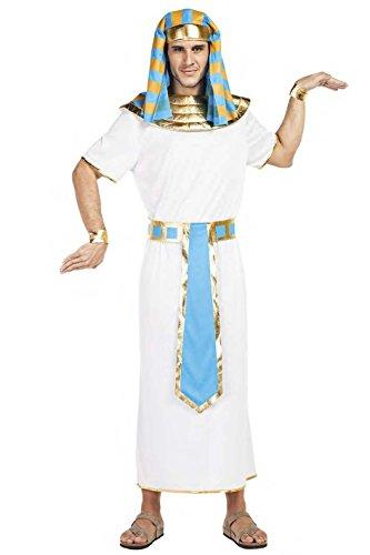 Imagen de disfraz egipcio faraon talla m l