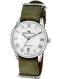 Reloj YONGER&BRESSON Automatique para Hombre YBH 1043-SN45