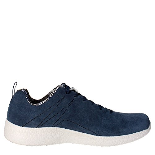 Skechers Burst in The Mix Herren Outdoor Fitnessschuhe Blue