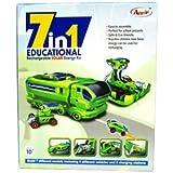 ADITYA INFO™ 7 In 1 Educational Rechargeable Solar Energy Kit