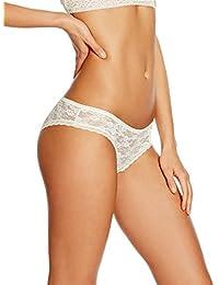 IRIS & LILLY Damen Bikini Slip Soft Lace