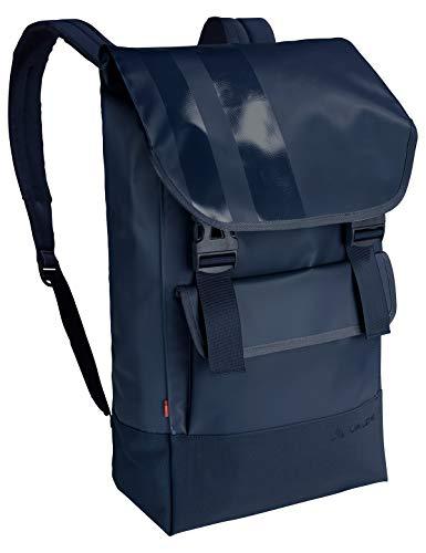 Vaude Esk, Praktischer Laptop-Rucksack für den modernen Alltag, 17l Rucksäcke20-29l Marine/Blue one Size