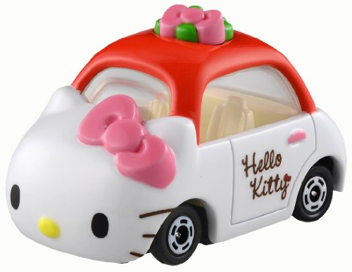 Tomica No.152 Hello Kitty voiture