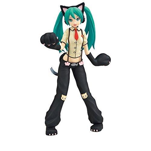 Hatsune Miku Project DIVA Arcade Future Tone Super Premium Figure Hatsune Miku - Nyanko 23cm