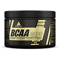 Peak BCAA Caps, 240 Kapseln preisvergleich bei fajdalomcsillapitas.eu