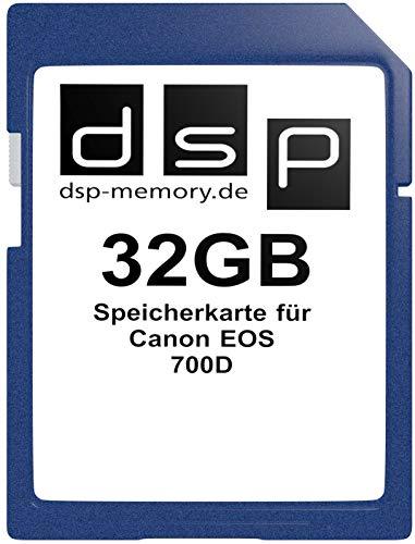 DSP Memory Z-4051557435971 32GB Speicherkarte für Canon EOS 700D - 2