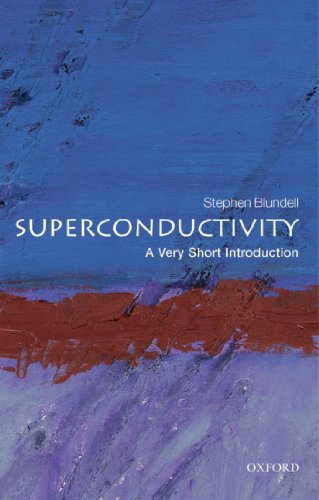 Superconductivity: A Very Short Introduction (Very Short Introductions)
