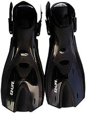 EZ-LIFE 22C2102 Diving Fins (Black)