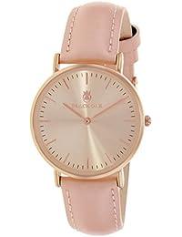 36fd9501c94b Amazon.es  reloj negros de mujer - Rosa  Relojes