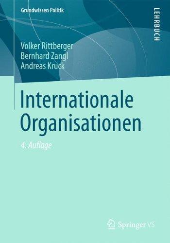 Internationale Organisationen (Grundwissen Politik)