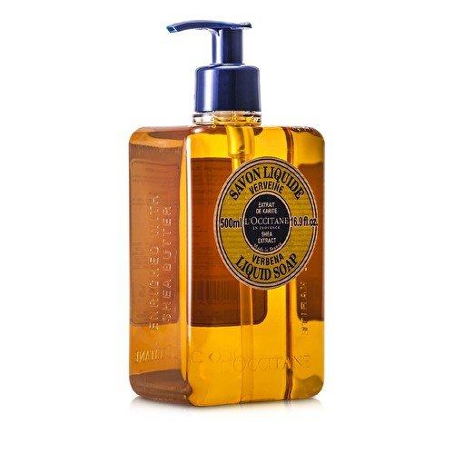 Verbena Shea Butter Liquid Soap to 500ML