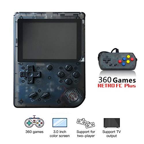 housesweet Handheld Retro LCD-Spielekonsole Classic FC Game Player für Kinder Geschenk (Handheld-brettspiele)
