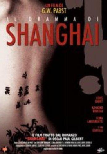 il-dramma-di-shanghai-import-anglais