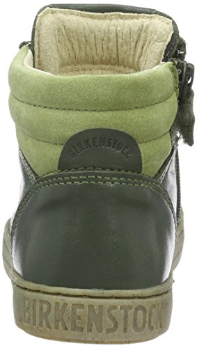 Birkenstock Unisex-Kinder Bartlett High-Top Grün (Olive)