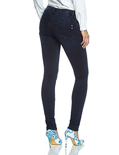 LTB Jeans Damen Jeanshose Molly Blau (Lorina Wash 3429)
