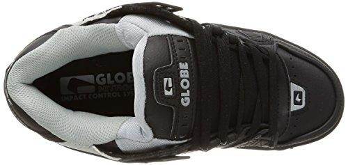 Globe Sabre, Chaussures de Skateboard homme Noir (10071)