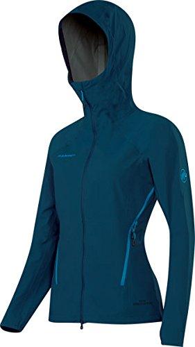 Mammut Ultimate Alpine so Hooded Women' s Jacket, orion, L