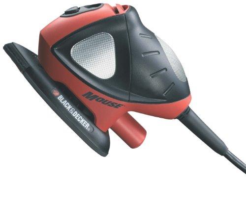 Black + Decker KA165GTK Mouse Schleifer 55W