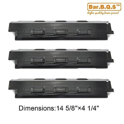 Bar.b.q.s H98531 (3-pack) Porcelain Steel Heat Plate, Heat Shield, Heat