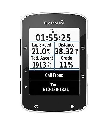 Garmin Edge 520 - GPS Connecté pour