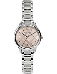 Ladies Burberry el clásico reloj bu10111