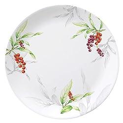 Servewell Cherries Urmi Side Plate Set, 18.5cm, Set of 6