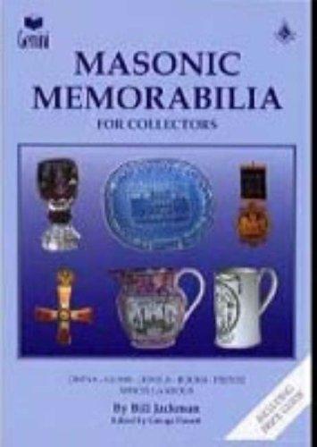 Masonic Memorabilia for Collectors by Bill Jackman (2003-06-15)
