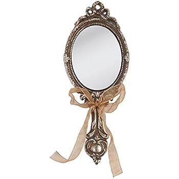 Miroir new baroque design sur pied vintage retro decoratif for Miroir sur pied baroque