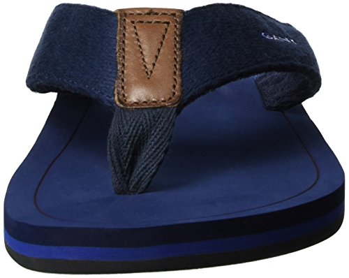 Gant Breeze, Tongs Homme Bleu Marine