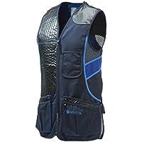 Beretta Sporting Vest Skeet Blue Total Eclipse Shooting Clays Trap GT691-0504