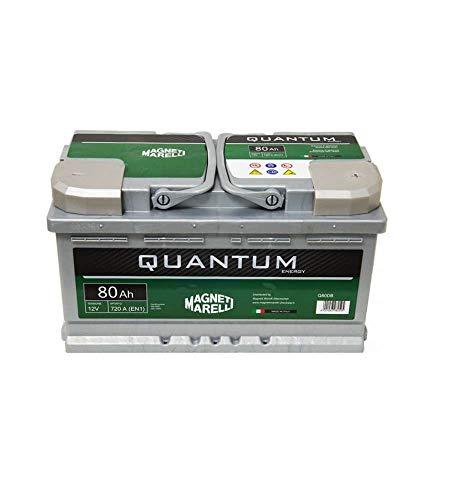 Quantum Marelli L3 Batteria Auto 80AH 680A 12V