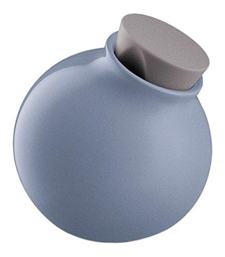 Eva Solo 5706631074148 502772 Sucrier, 300 g, verre iertes Faïence, Porcelaine, Nordic Bleu, 11,8 x 10,6 x 10,6 cm