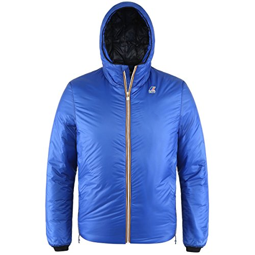 Jacke - Edward Light Padded Palace Blue