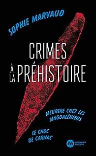 Crimes à la préhistoire : Le choc de Carnac - Meurtre chez les Magdaléniens par Sophie Marvaud
