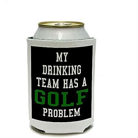 Mi bebida equipo tiene un problema de golf latas–bebida Insulator–Bebida aislado