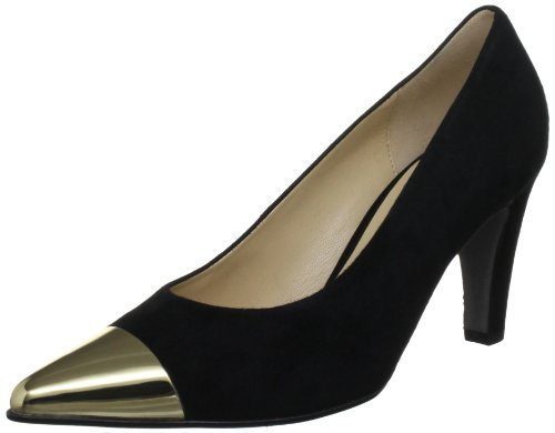 Gabor Cherish, Damen Pumps Schwarz (Black)