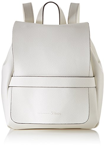 Tom Tailor Denim Women's Amber Backpack, White, One size