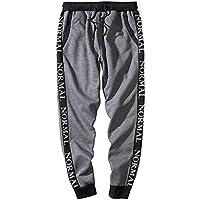 Pantalones De CháNdal De Hombres STRIR Moda Pantalones De Deporte Pantalones Jogger Casuales para Hombre Loose Pants Drawstring Pant
