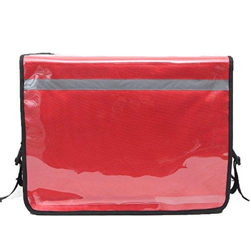 Outdoor Moda Isolamento Facile Da Pulire Quadrato Borsa Per Il Picnic,Orange Red