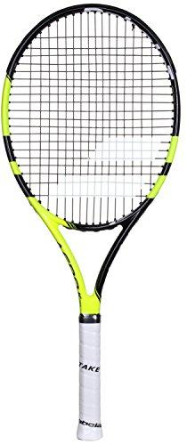 Babolat Jungen Aero Tennis-Schläger, Schwarz, One Size (Babolat-schläger)