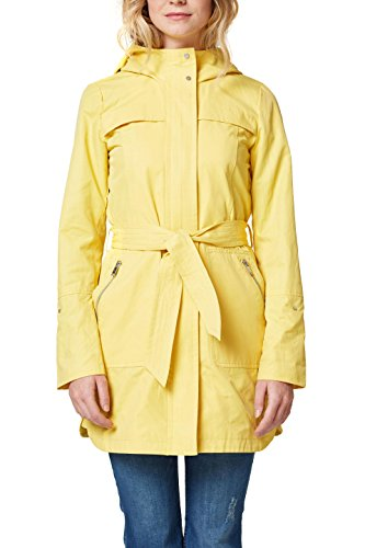 edc by Esprit 028cc1g007, Giubbotto Donna, Giallo (Yellow 750), X-Large