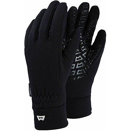 Screen Grip Handschuhe Touch (Mountain Equipment Herren Touch Screen Grip Handschuhe, Black, M)