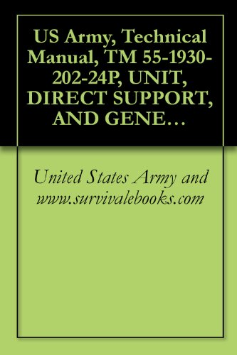United Steel Deck (US Army, Technical Manual, TM 55-1930-202-24P, UNIT, DIRECT SUPPORT, AND GENERAL SUPPORT MAINTENANCE REPAIR PARTS AND SPECIAL TOOLS LIST FOR BARGE, DECK ... 1930-00-375-2972), 1991 (English Edition))