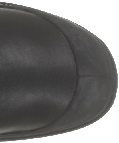 Palladium Baggy Leather H, Herren Halbstiefel Schwarz (Noir)