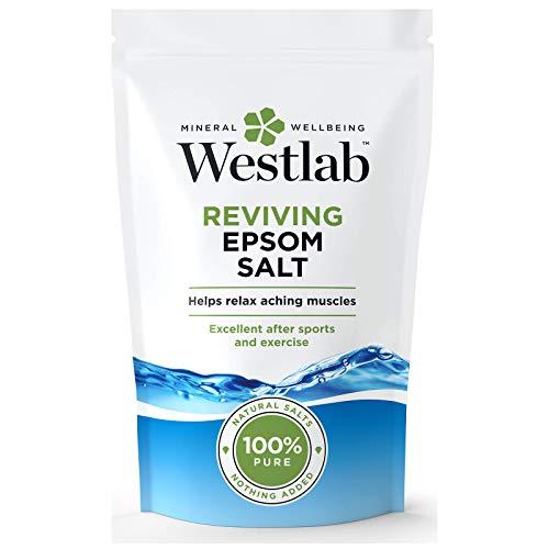 Westlab Reviving Epsom Sale di Epsom sacchetto verticale richiudibile 1 kg